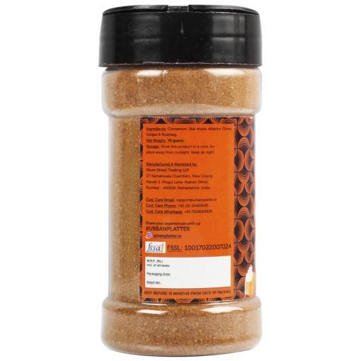 Urban Platter Pumpkin Pie Spice Powder, 70g