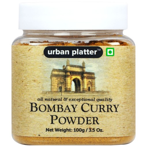 Urban Platter Bombay Curry Powder, 100g [All Natural & Exceptional Quality]