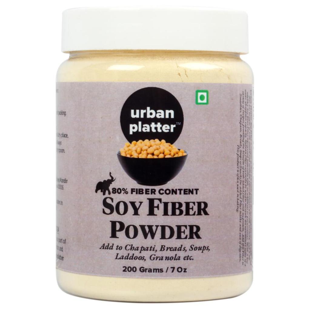 Urban Platter Soy Bean Fiber Powder, 200g