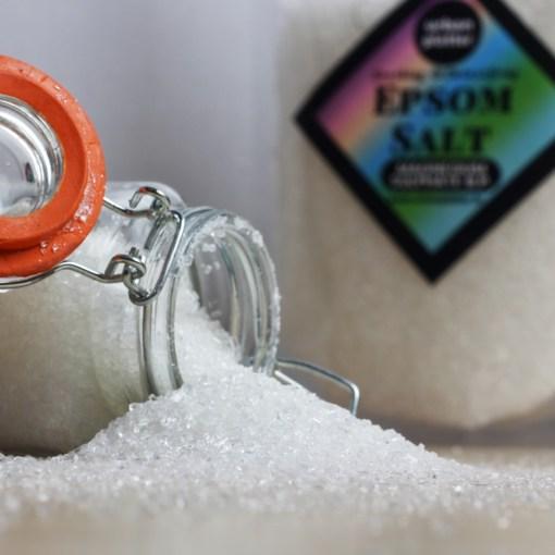 Urban Platter Pure Epsom Salt (Magnesium Sulphate B.P.), 1kg