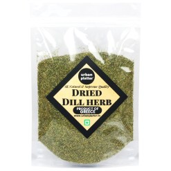 Urban Platter Dried Greek Dill, 100g (Premium Quality Herb)