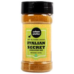 Urban Platter Italian Secret Seasoning Mix Shaker Jar, 80g