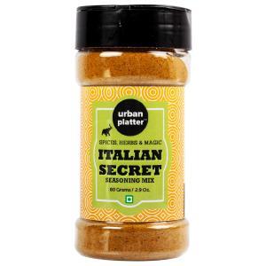 Urban Platter Italian Secret Seasoning Mix Shaker Jar, 80g