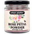 Urban Platter Edible Rose Petal Powder, 60g