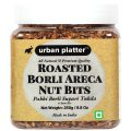 Urban Platter Roasted Borli Areca Nut Bits, 250g [Pakki Borli Supari Tukda 4-5mm Size - All Natural & Premium Quality]