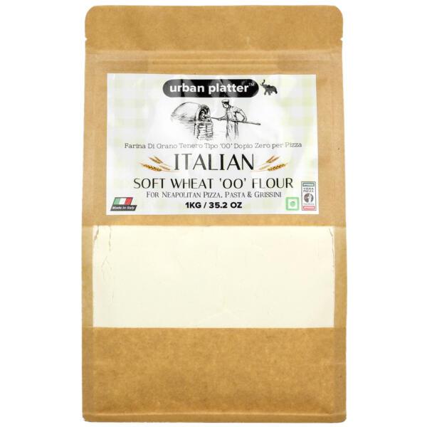 "Urban Platter Soft Wheat Flour Type ""00"" - Pizza NAPOLETANA, 1kg"