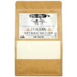 """Urban Platter Soft Wheat Flour TYPE """"00"""" - PIZZA NAPOLETANA, 1kg / 35.2oz [Made in Italy]"""