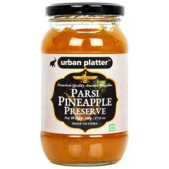 Urban Platter Parsi Pineapple Preserve, 500g