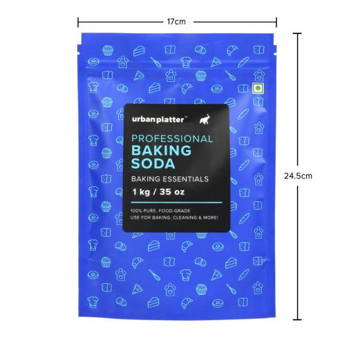 Urban Platter Baking Soda, 1Kg