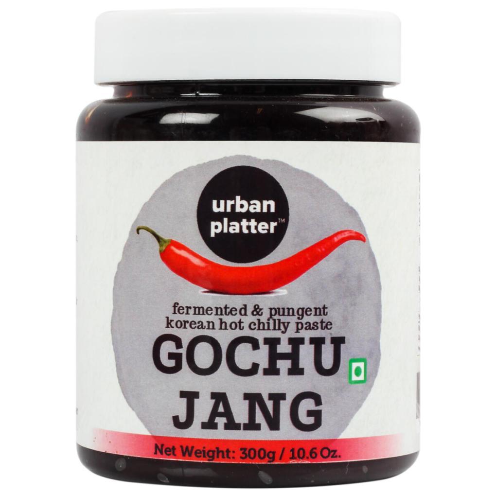 Urban Platter Gochu Jang, 300g [Fermented, Pungent Korean Hot Chilly Paste]