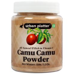 Urban Platter Camu Camu Powder, 150g / 5.3oz [All Natural, Rich in Vitamin C, Superfood of Peru]