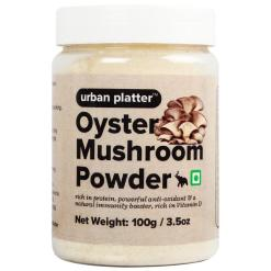 Urban Platter Dried Oyster Mushroom Powder, 100g
