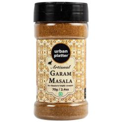 Urban Platter Artisanal Garam Masala, 70g [All Natural, Dry-Roasted & Highly Aromatic]