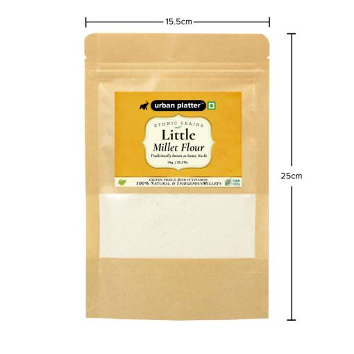 Urban Platter Little Millet Flour (Sama Flour), 1Kg