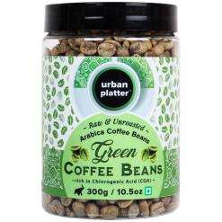 Urban Platter Green Coffee Beans, 300g