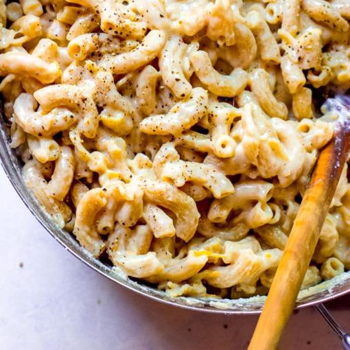 Urban Platter Vegan Pasta Fresca Whole Wheat Maccheroni, 500g / 17.6oz [Hand Crafted]
