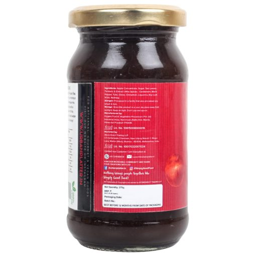Urban Platter Himalayan Apple Tea Concentrate, 275g [Just add Hot Water]