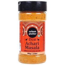 Urban Platter Desi Achari Masala, 80g / 2.9oz [Quintessential Indian Spice Mix]