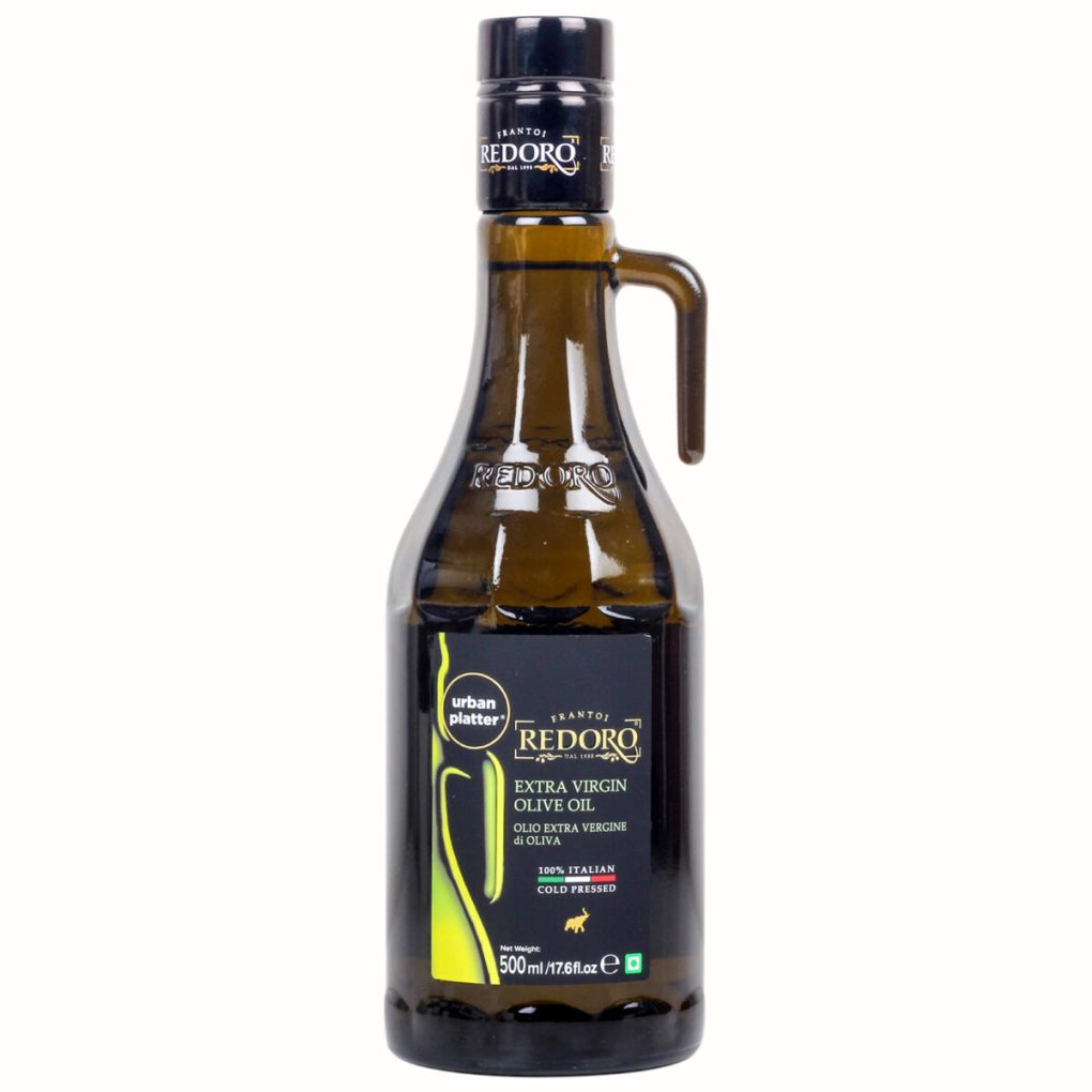 Redoro 100% Italian Cold Pressed Extra Virgin Olive Oil, 500ml