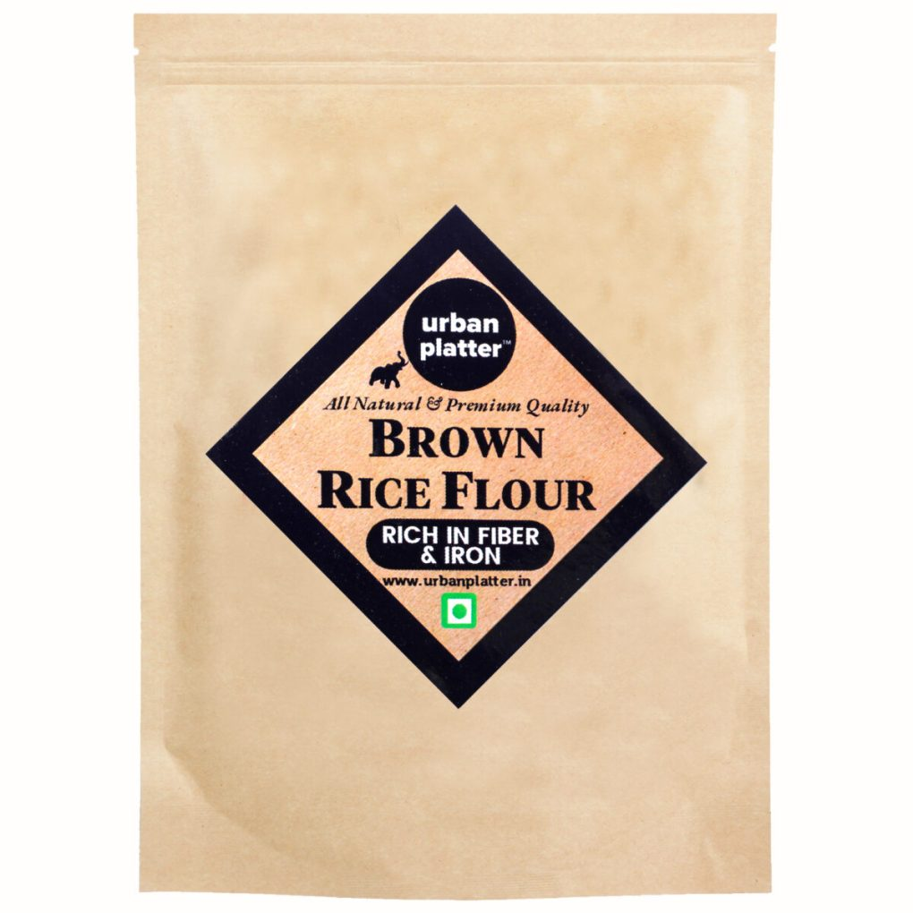 Urban Platter Brown Rice Flour, 1Kg