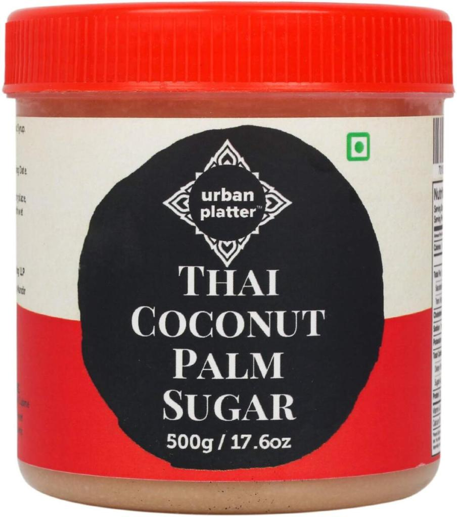 Urban Platter Thai Coconut Palm Sugar, 500g Jar