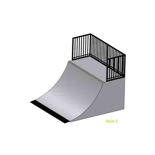 Modules skateparks