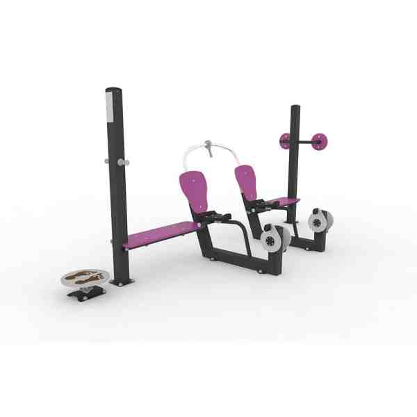 Gamme Urban Fitness