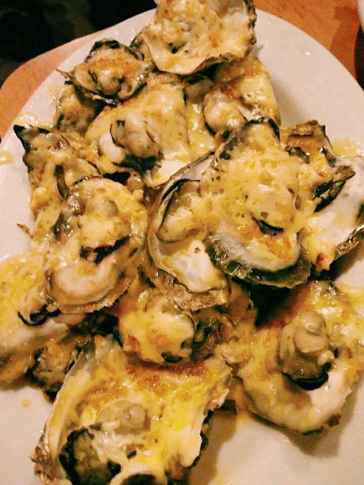 Dampa Seafood, Baked Oysters, Dampa food, Dampa, Seaside Macapagal, Dampa sa Pasig