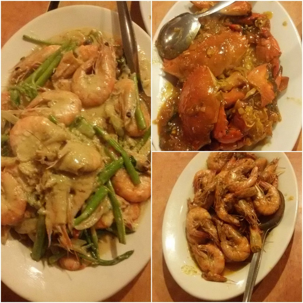 Dampa, Seaside Macapagal, Seafood Paluto Restaurants
