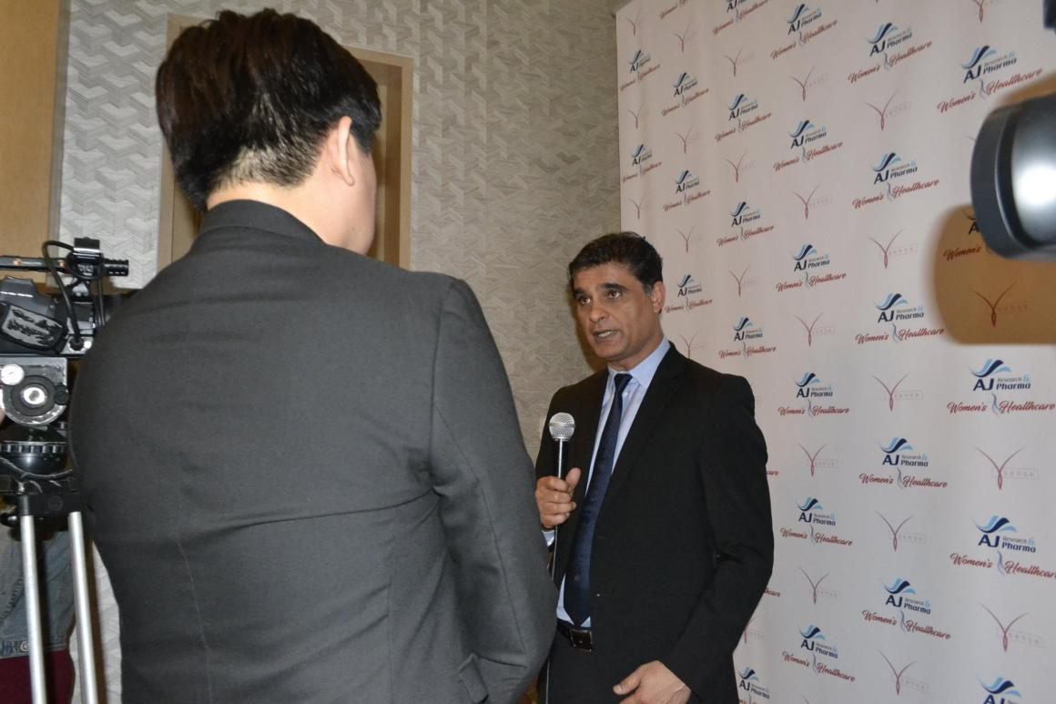 Javed Mohammad, AJ Research & Pharma Inc. CEO