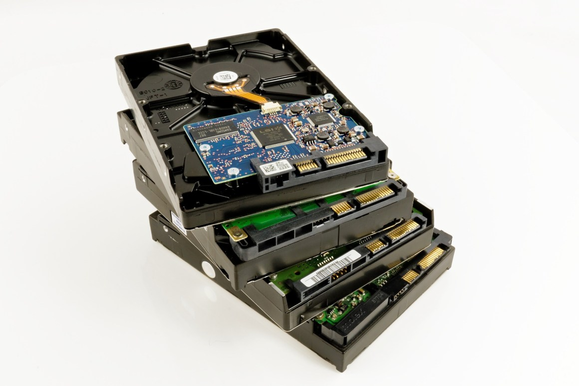hard drive, storage for business
