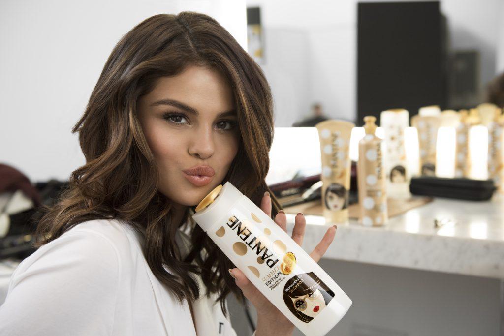Selena Gomez, Pantene, Urban Ponder, Lifestyle