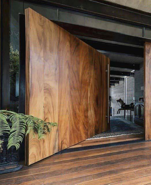 Blog Door