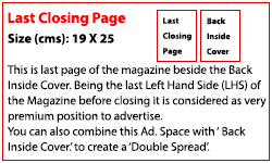 Last Closing Page (Rs. 150,000)