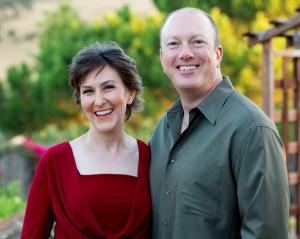 Tom and Cathy Thrush