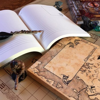 Journal for RPGs