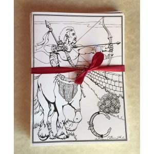 Centaur Greeting Card Set