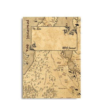 400 page gaming journal