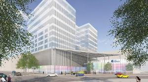 Denver Union Station adds another $92M hotel-office development.