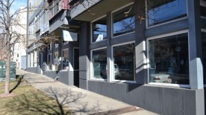 Retail space for lease in LoHi 2525 15th St.