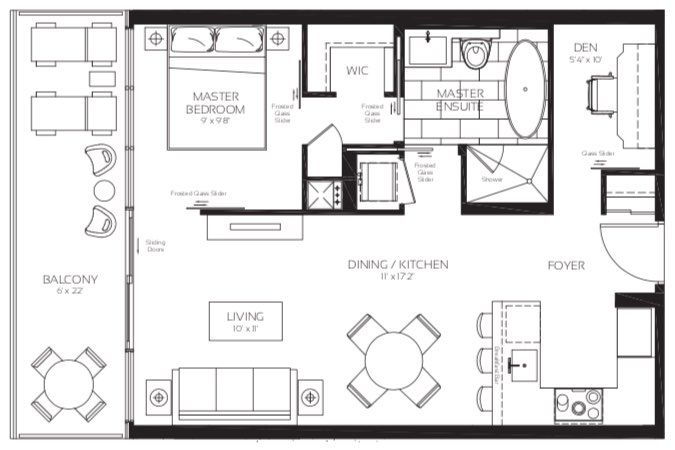 488 University Ave - George V Avenue Floorplan - Call Yossi Kaplan