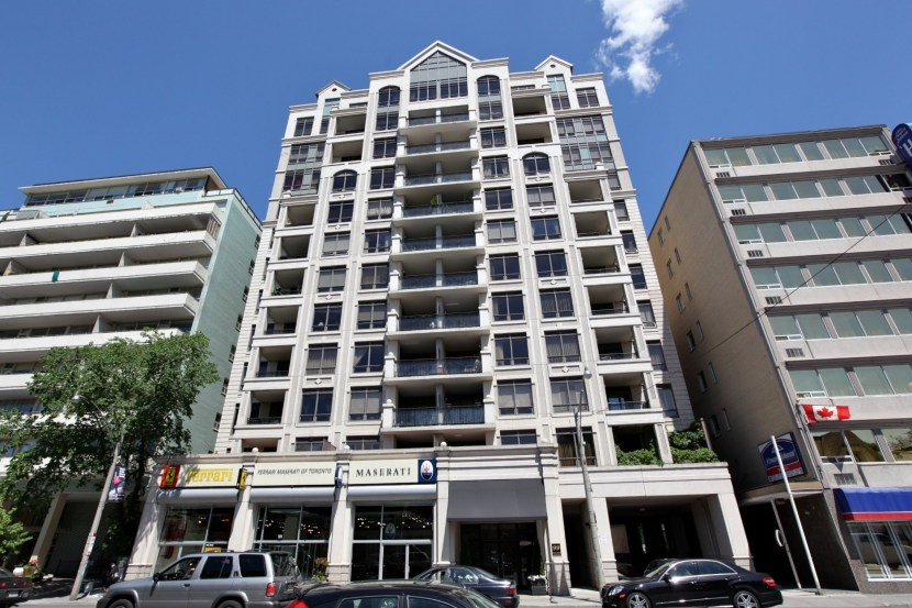 99 Avenue Road Luxury Residences