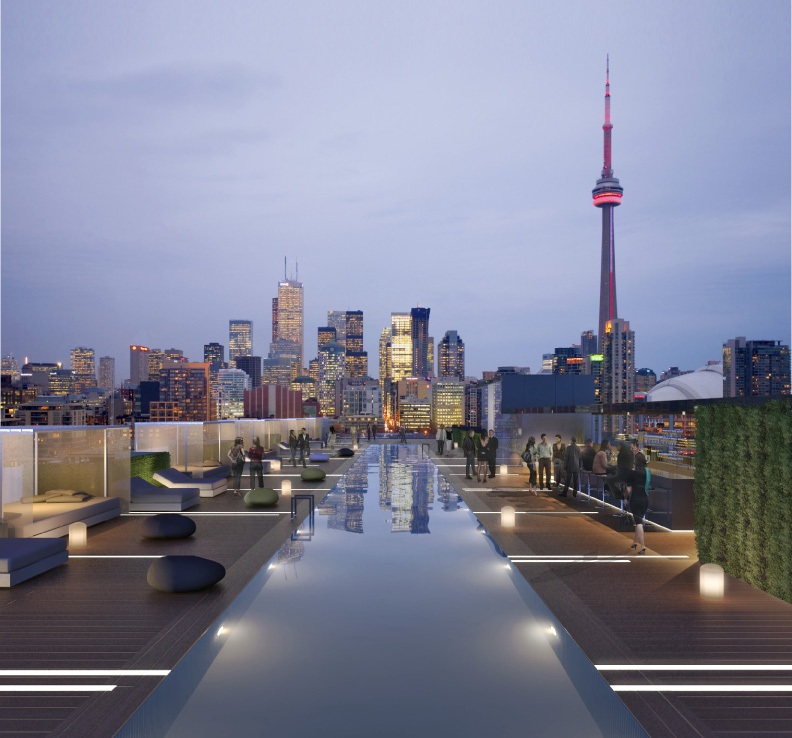 THOMPSON RESIDENCES - TOP FIVE NEW DOWNTOWN DEVELOPMENTS