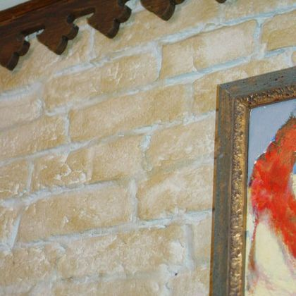 Create Stone with Faux Finishes  Make your moldings look