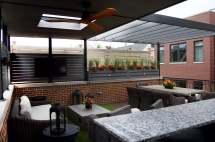 Roof Deck Renovation And Modernization-lakeview Chicago