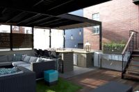 Chicago Roof Decks, Pergolas, And Patios - Urban Rooftops ...