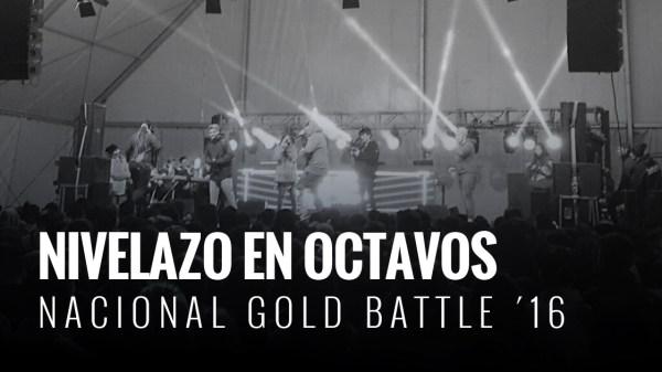 En octavos de final de la nacional de Gold Battle se vivió un gran nivel. Una de las mejores batallas fue Juan SNK vs Mowlihawk.