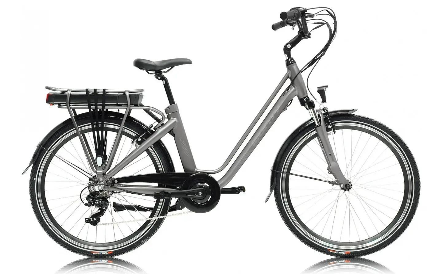 Bicicleta eléctrica > Urban Safari: descubre Madrid con