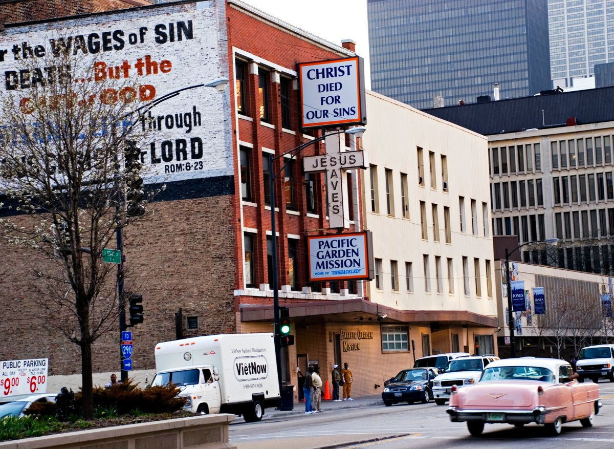 Wages of Sin and a Pink Caddy