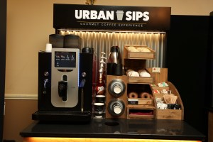 Urban Sips coffee machine